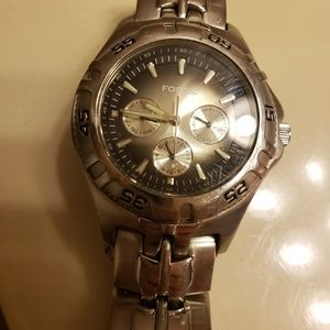 Mens Fossil watch!